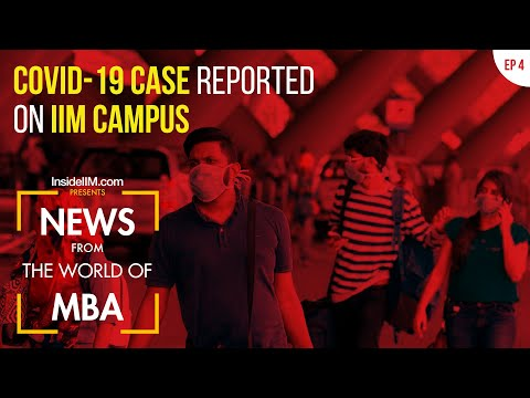 FMS Delhi Releases Final Shortlist Without GD-PI, Coronavirus Reaches An IIM Campus - MBA News, Ep.4
