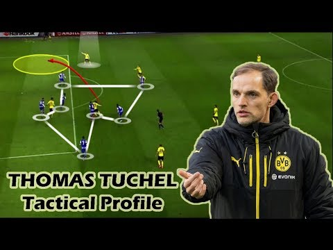 Thomas Tuchel - Tactical Profile - Tactics Explained - Chelsea, Arsenal, PSG Target