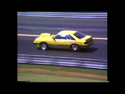 Ford Motor Sport Nationals 1989 Maple Grove Raceway