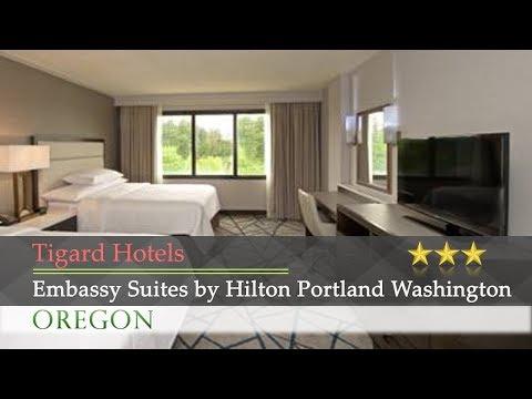Embassy Suites By Hilton Portland Washington Square - Tigard Hotels, Oregon