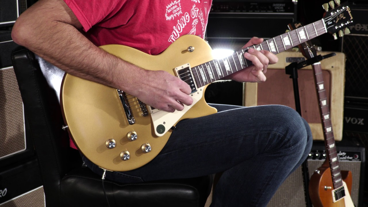 gibson 2017 les paul tribute wildwood guitars overview youtube. Black Bedroom Furniture Sets. Home Design Ideas