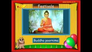 Learn Indian Festivals for Preschool kids