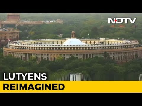 National Capital's Lutyens 2.0: Modi Government's Ambitious Project