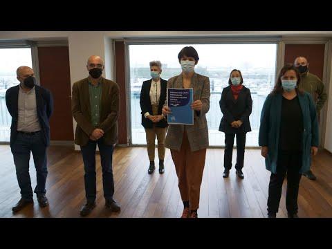 Presentación do Proxecto de Recuperación Produtiva das Rías Galegas