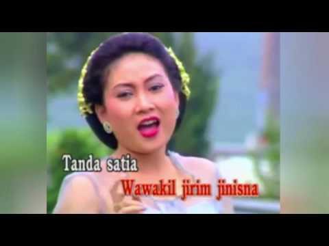 Potret Manehna - Nining Meida + Adang C (Karaoke)