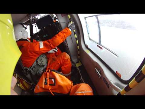 Pilot boarding Arctic Lady. FILE0523.MOV