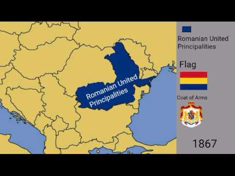 Romanya Tarihi-History of Romania