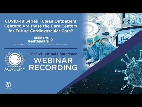 C3 2020 Virtual Conference | ASC/OBL Are These The Care Centers For The Future?