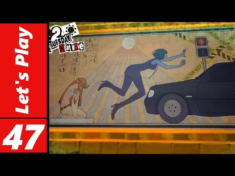 Let's Play Persona 5 #47: Mural, Mural on the Wall