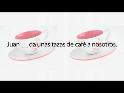 Learn Spanish 2.3 - Parties with Direct and Indirect Object Pronouns (part 2)