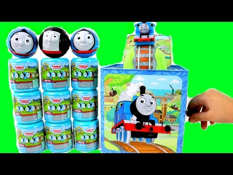 Thomas Train Baby Toy Learning Colors for Preschool Children! Thomas & Friends Mashems, Toy Train