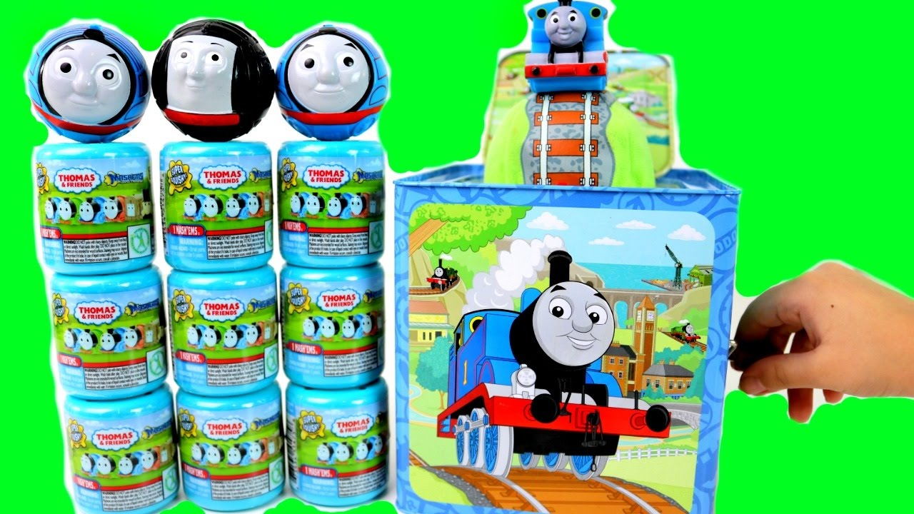 Thomas and Friends Train Toys Preschool Children with Thomas ...