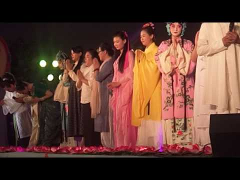 Buddha Festival 2017. Chinese team.