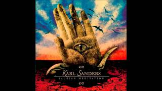 Karl Sanders - Awaiting the Vultures