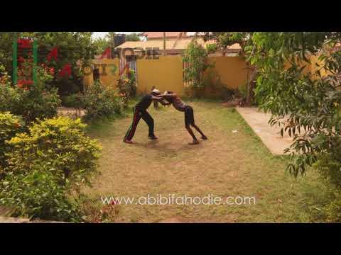 Asako: Afrikan=Black Combat Capoeira - Knife, Stick, Grappling