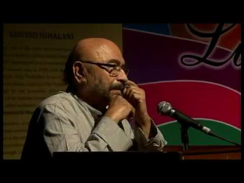 19th BRM - Living Legends - Shri Govind Nihalani