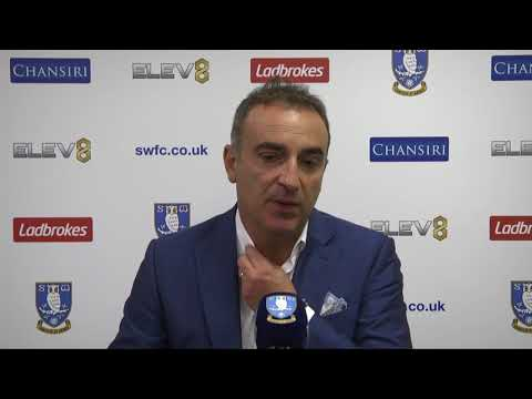POST-MATCH | Carlos reviews the 1-1 draw with Sunderland