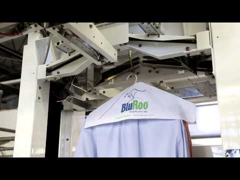 BluRoo Pick-Up & Delivery Dry Cleaner