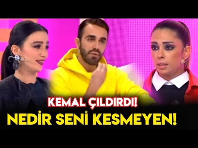 Emel Özkızıltaş'ın Muhteşem Kombinine Ağır Eleştiri Gelince Kemal Doğulu Çıldırdı!