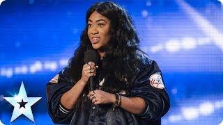 Henrietta Adewole sings Passenger's Let Her Go | Britain's Got Talent 2014