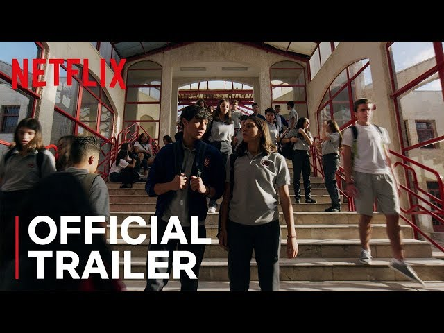 Jinn | Main Trailer | Netflix