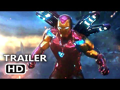 AVENGERS ENDGAME Final Trailer (2019) Marvel Movie HD letöltés
