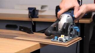 Einhell BT-CS 860 Kit Mini Circular Saw