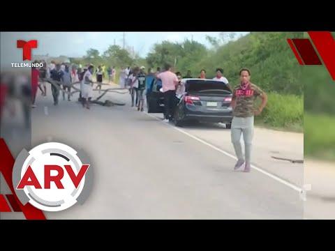 Coronavirus: Cunde el pánico en República Dominicana por centro médico   Al Rojo Vivo   Telemundo