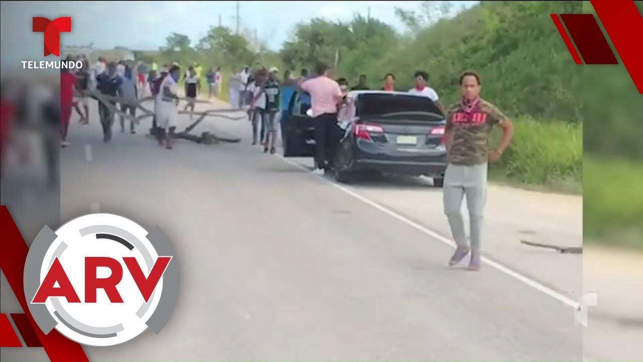 Coronavirus: Cunde el pánico en República Dominicana por centro médico | Al Rojo Vivo | Telemundo