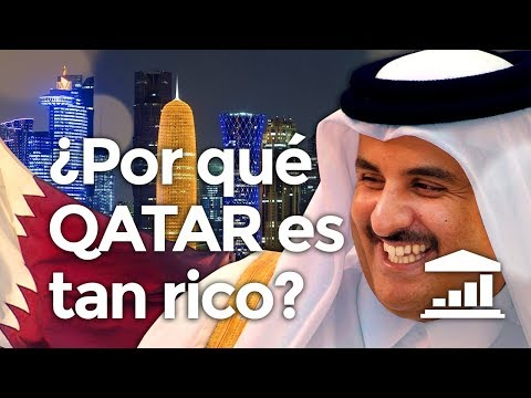 ¿Por qué QATAR es el país MÁS RICO del MUNDO? - VisualPolitik