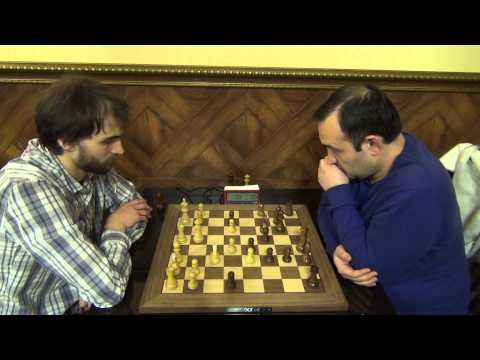GM Savchenko (2728) - GM Amonatov (2608) KAVKAZ-CHESS Blitz tournament, Gelendzhik 2015