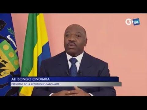 #Discours du Président de la République, Ali Bongo Ondimba au peuple Gabonais