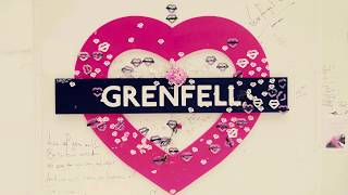 Ep. 622: Grenfell 1 Year Anniversary w/ Local Heroes Zeyad Cred, Lucy Masoud & Reverend Alan Everett