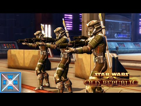 Der große ANGRIFF!  - Lets Play STAR WARS The Old Republic #29