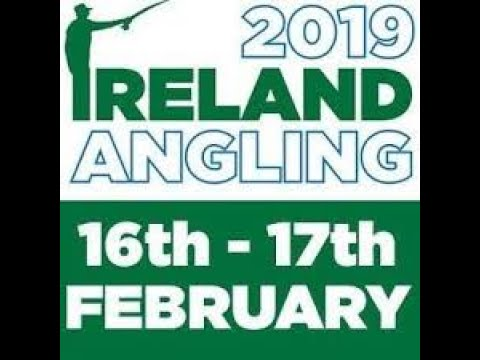 Ireland Angling Fishing Show 2019