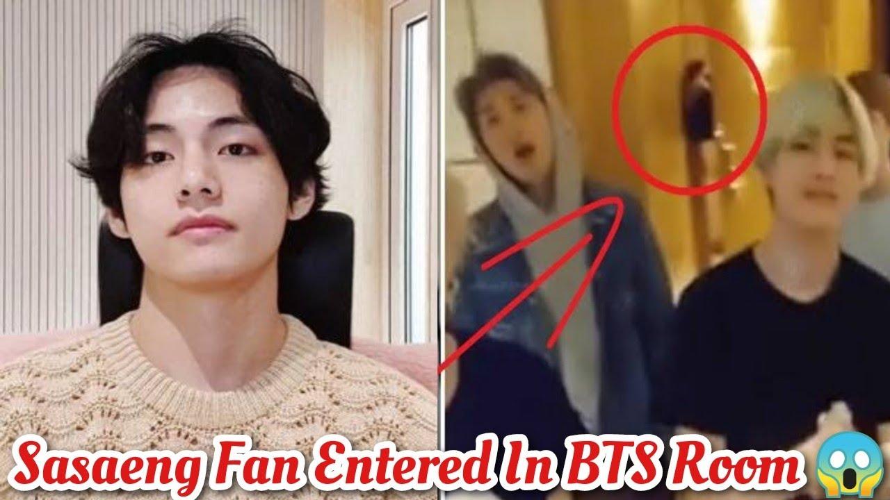Fans bts sasaeng Former BTS