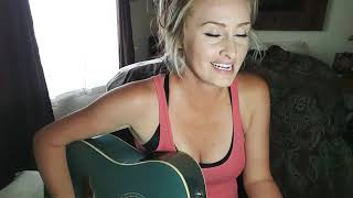 """Burn out"" Midland cover Briana Payne"