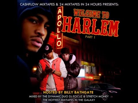 Welcome To Harlem Pt.1 - Dave East,Vado,JR Writer,Cam'ron,Jae Millz (Full Mixtape Album)