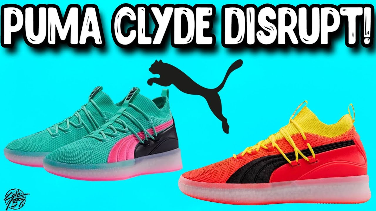 on sale d769d a5871 Puma Clyde Court Disrupt Initial Thoughts!