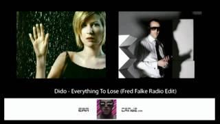 Dido - Everything To Lose (Fred Falke Radio Edit)
