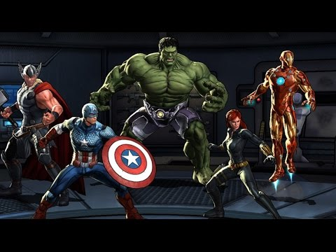 Marvel: Avengers Alliance 2 Gameplay Walkthrough iOS/Android