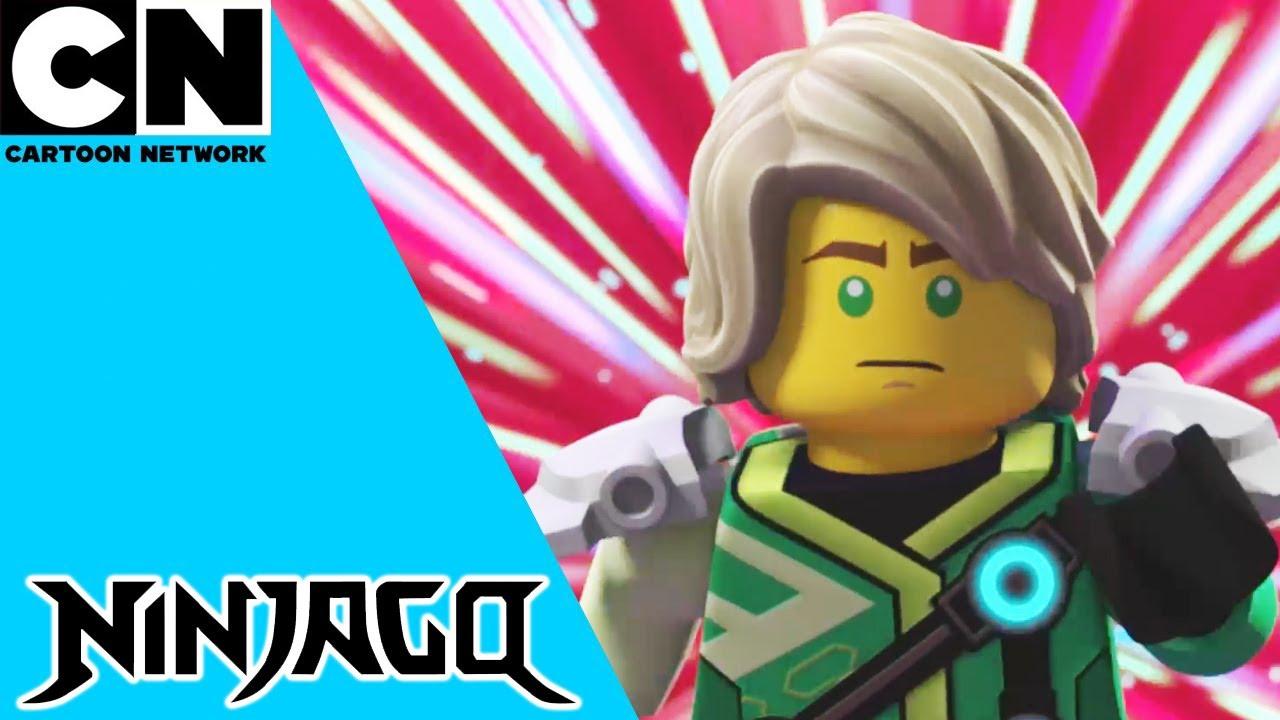 LEGO Ninjago: Masters of Spinjitzu | S2E12 | Stop, Drop and Side Scroll | Cartoon Network