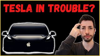 In this video, i will be talking about the recent reports regarding apple car news and whether or not that could cause trouble for tesla future. a...