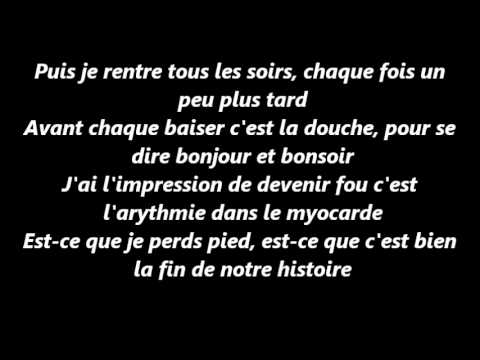 Kyo L'équilibre +( Paroles)
