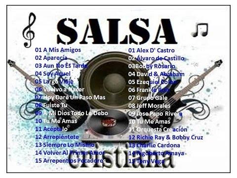 Salsa Cristiana Vol 1