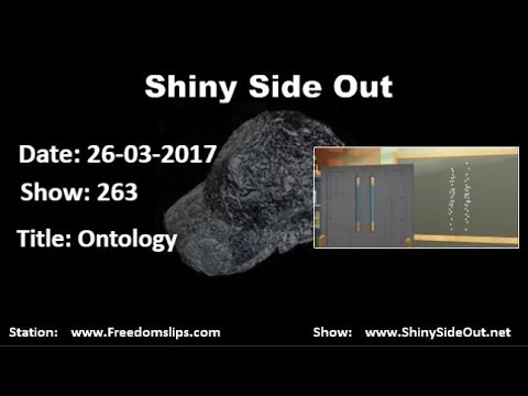 Shiny Side Out - 263 - Ontology