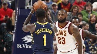Pacers vs Cavs Prediction! Lance vs LeBron! 2018 NBA Playoffs