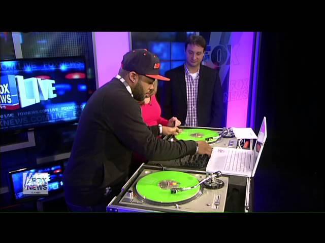 Scratch DJ Academy's TJ Mizell on Fox News