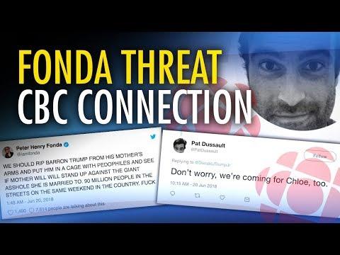 Peter Fonda's sick rape-threat tweet infects CBC writer | Sheila Gunn Reid