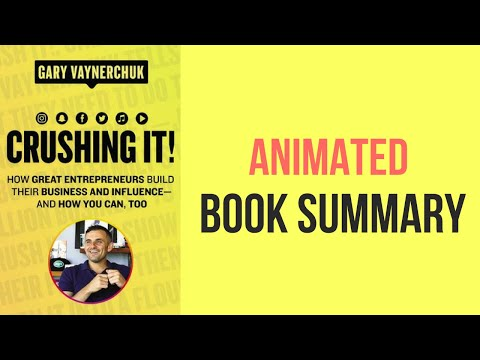 crushing-it!-:-how-to-build-your-empire-online---gary-vaynerchuck-|-animated-book-summary